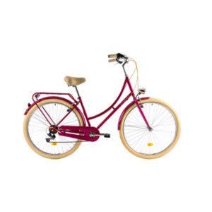 Bicicleta DHS Citadine 2834 (2018)